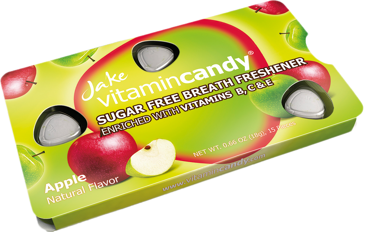 Jake Vitamincandy product - Apple