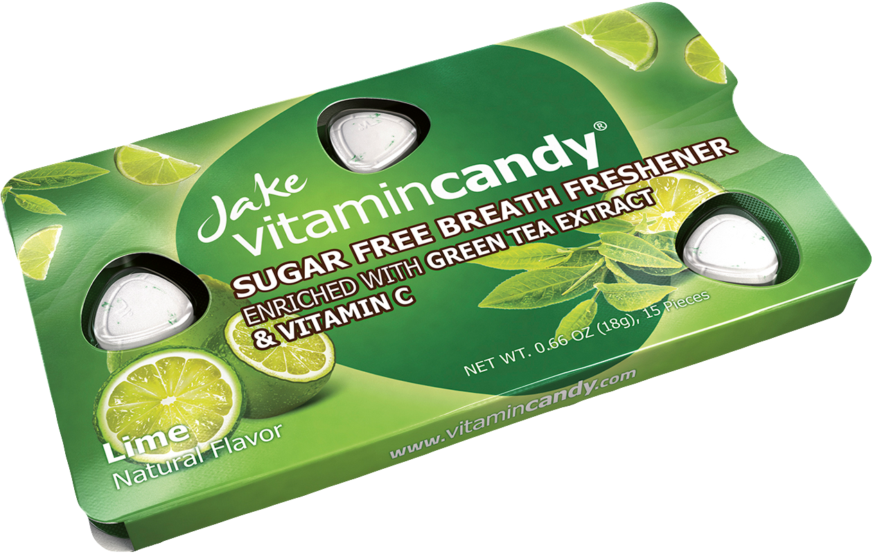 Jake Vitamincandy product - Lime