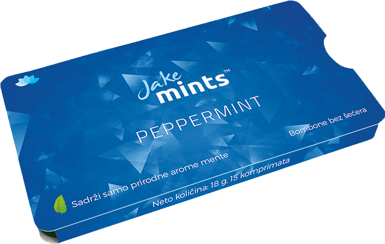 Jake Mints product - Peppermint